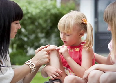 Standard Child Care First Aid